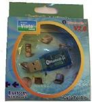 BLUETOOTH USB DONGLE V2.0 VISTA READY **NEW**